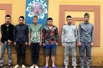 Bé gái 14 tuổi bị 6 nam thanh niên lạ mặt xâm hại