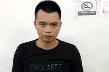 Nghi phạm nổ súng bắn tài xế cướp xe taxi ở Tuyên Quang ra đầu thú