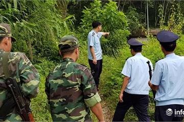 Các tuyến biên giới trung chuyển ma túy vào Việt Nam