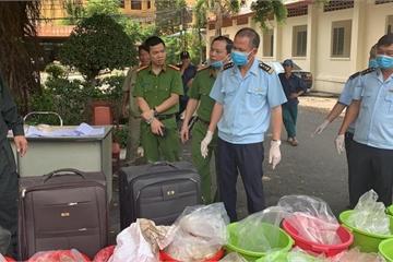 Hải quan tham gia bắt giữ hơn 1,6 tấn ma túy