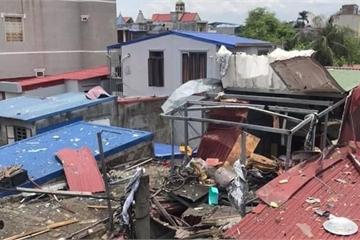 Công an Hải Phòng vào cuộc điều tra vụ nổ khiến 2 bà cháu thương vong