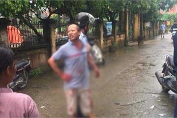 Nghi phạm truy sát cả nhà em trai ở Hà Nội rất run sợ sau khi bị bắt