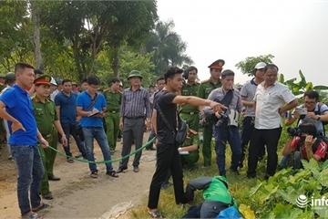 Tiếp tục tìm chiếc điện thoại của nam sinh chạy Grab bị sát hại ở Hà Nội