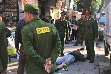 Nguyên nhân vụ nổ súng vào nhóm thanh niên ngồi uống nước vỉa hè ở Hà Nội