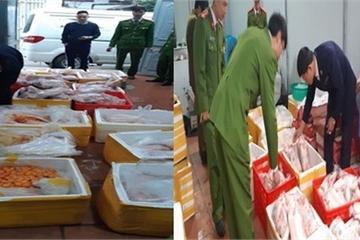 Phát hiện hàng tấn trứng non, vịt thịt không đảm bảo chất lượng ở Hà Nội