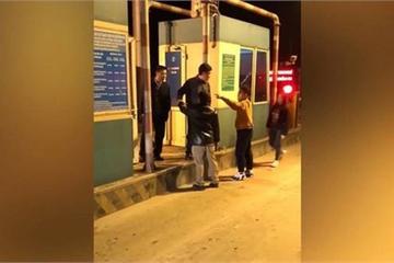 Người gây rối ở trạm BOT Thái Bình là công an nghĩa vụ đã xuất ngũ