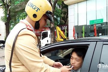 """2 tháng đầu năm 2020: CSGT xử lý hơn 23.000 """"ma men"""" vi phạm giao thông"""