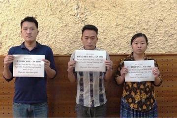 Yên Bái: Bắt 3 đối tượng lừa bán phụ nữ sang Trung Quốc