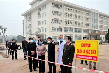 Bộ Công an thành lập 3 bệnh viện dã chiến tại 3 miền Bắc-Trung- Nam