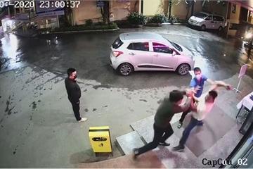 Nam thanh niên xúc phạm, đánh nhân viên bệnh viện khi bị nhắc đeo khẩu trang