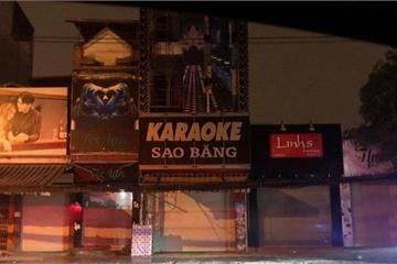 Chống lệnh phòng dịch, một cơ sở karaoke bị tạm giữ giấy phép kinh doanh