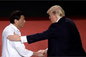 """Philippines - Mỹ """"làm ấm"""" quan hệ để kiềm chế Trung Quốc ở Biển Đông"""