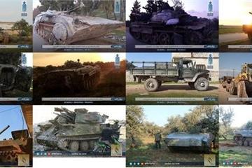 """""""Choáng"""" với tổn thất nặng nề của Syria trước các cuộc tấn công của Thổ Nhĩ Kỳ"""