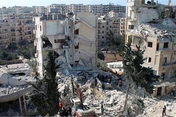 """Ankara """"run rẩy"""" ngừng bắn ở Idlib trước bước đi cao tay của ông Putin"""