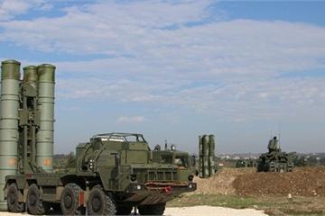 """Mỹ đang giải mã hệ thống S-400 của Nga ở Crimea và Syria trong """"vô vọng"""""""