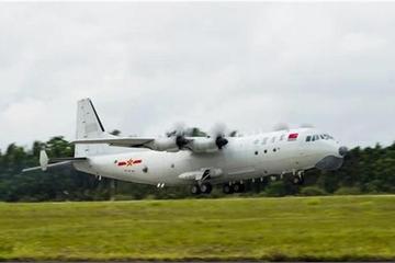 """Đáp trả Mỹ, máy bay săn ngầm GX-6 của Trung Quốc """"diễu võ giương oai"""""""