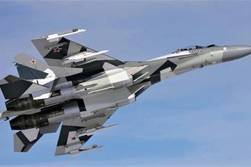 """Su-35 kết hợp với R-37M sẽ là """"kẻ hủy diệt"""" đối với máy bay F-35A của Mỹ"""