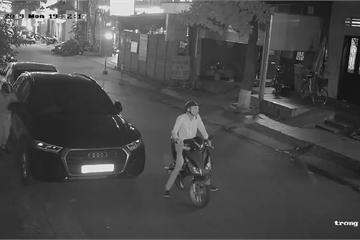 Lexus, Audi, Mercedes đồng loạt bị trộm gương chiếu hậu ở Ninh Bình