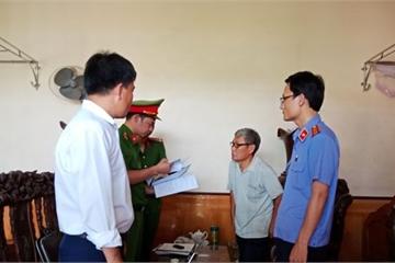 Thanh Hóa: Khởi tố, bắt tạm giam loạt cựu cán bộ liên quan đến tham nhũng đất đai