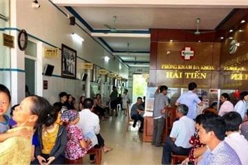 Thanh Hóa: Hơn 50 du khách nhập viện cấp cứu sau khi ăn hải sản tại khu du lịch