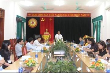 Thanh Hóa: Nhiều lớp tập huấn, bồi dưỡng cho cán bộ về xây dựng NTM