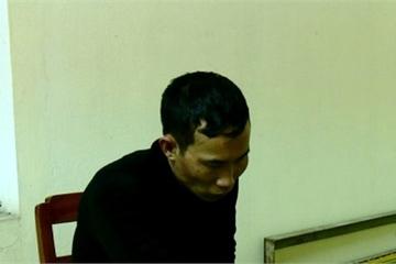 Rút dao tấn công Công an khi bị phát hiện trộm xe SH