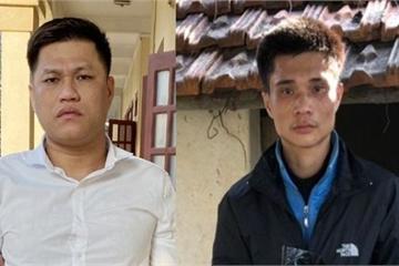 Bắt 2 đối tượng truy nã đặc biệt ở Thanh Hóa