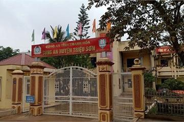 Thanh Hóa: Bị tạm giữ ở Công an huyện, nam thanh niên tử vong bất thường