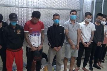 11 nam nữ thanh niên tổ chức sinh nhật với ma túy, bất chấp lệnh cách ly xã hội