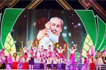 Khai mạc Lễ hội Làng Sen 2019