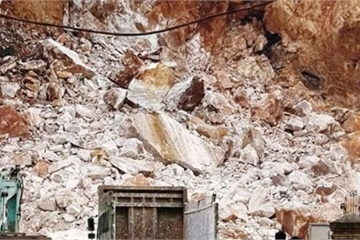 Nghệ An: Khoan đá nổ mìn, một lao động trượt chân ngã tử vong
