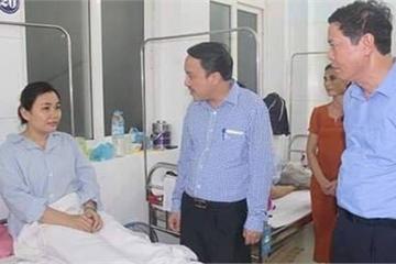 Nghệ An: Đề nghị điều tra, xử lý nghiêm đối tượng hành hung nữ điều dưỡng nhập viện