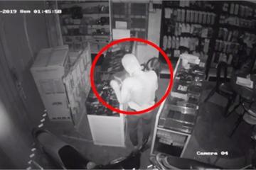 """Thông tin bất ngờ vụ """"siêu trộm"""" lấy 70 chiếc điện thoại trong 17 phút ở Quảng Nam"""