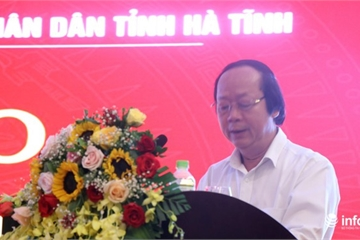 Bộ TN&MT đánh giá về nước thải sau xử lý của Công ty Formosa Hà Tĩnh ra biển