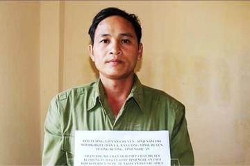 Nghệ An: Bắt đối tượng mua bán trái phép 3kg ma túy đá