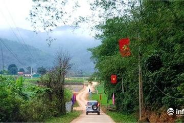 Nghệ An: Con Cuông khởi sắc sau 10 năm nỗ lực xây dựng NTM