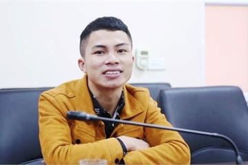"""Triệu tập chủ Salon tóc ở Nghệ An đăng tin """"người mặt đen kỳ bí"""""""