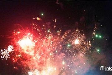 Nghệ An tổ chức 3 điểm bắn pháo hoa chào mừng năm mới Canh Tý 2020