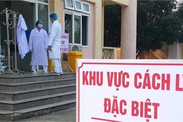 Nghệ An đang theo dõi, cách ly hơn 500 người để phòng dịch Covid-19