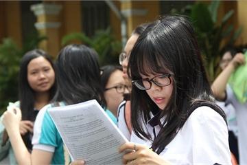 Những điểm mới nhất định phải biết trong dự thảo quy chế tuyển sinh năm 2019