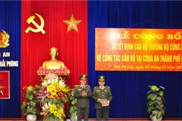 Hải Phòng: Tướng Đỗ Hữu Ca nhận quyết định nghỉ hưu