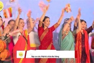 Bà Phạm Thị Yến xuất hiện, múa hát tại Chùa Ba Vàng: Lãnh đạo Uông Bí nói gì?
