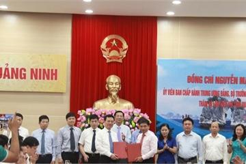 Bộ TT&TT sẽ ưu tiên đầu tư hạ tầng mạng 5G tại Quảng Ninh