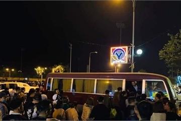 Quảng Ninh: Tạm giữ 40 thanh niên trong quán karaoke, nghi sử dụng ma túy