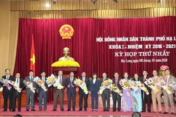 Quảng Ninh: Lãnh đạo TP Hạ Long mới gồm những ai?
