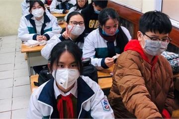 Hải Phòng, Hải Dương, Quảng Ninh và Nghệ An tiếp tục cho học sinh nghỉ học