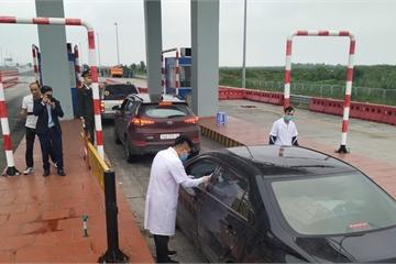 Tạm dừng hoạt động vận tải khách từ Quảng Ninh đi Hà Nội và ngược lại