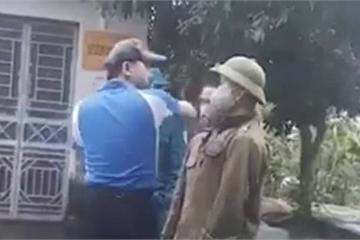 Hải Dương: Một chủ tịch phường bị chém khi nhắc dân đeo khẩu trang phòng dịch