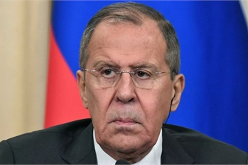 """Ngoại trưởng Nga """"đả kích"""" chiến lược Ấn Độ Dương - Thái Bình Dương của Mỹ"""