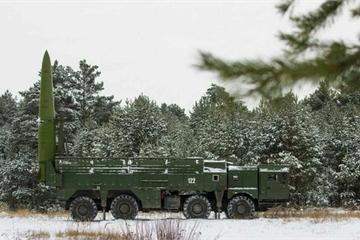 """NATO """"không có cửa"""" để đối phó với tổ hợp Iskander của Nga"""